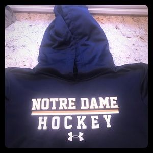 UA Notre Dame Hoodie